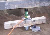Helical Piles & Anchors   McDowell Pile King, Inc