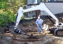 Helical Piles & Anchors | McDowell Pile King, Inc